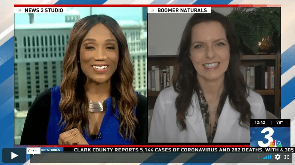 Face Coverings – Vegas TV News